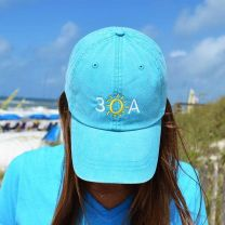 30A Embroidered Hat