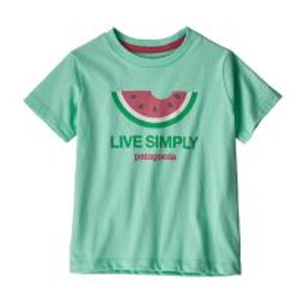 Baby Live Simply Organic Short Sleeve Tee