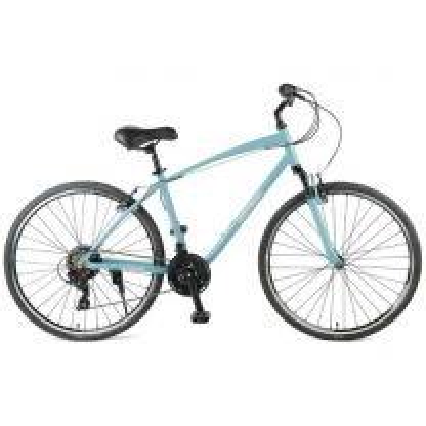 Barron Comfort Hybrid Bike, 21-Speed