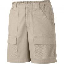 Boys' Half Moon Short
