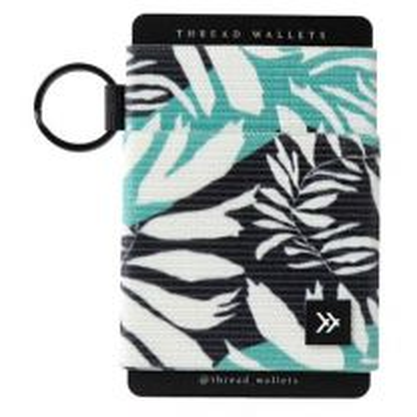 Canvas Elastic Wallet