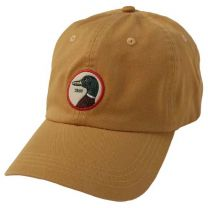 Circle Patch Twill Hat