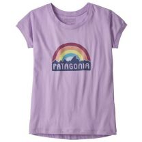 Girl's Graphic Organic Cotton T-Shirt
