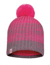 Junior Knitted & Fleece Hat Gella