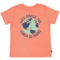 Kids' Love Makes The World Vintage Tee