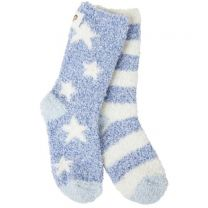 Kid's Snug Cozy Crew Socks