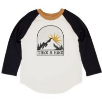 Kid's Take a Hike Raglan Tee