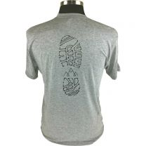 Men's Get Out Boot Print Short Sleeve Tee