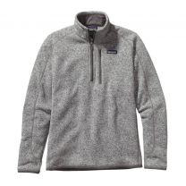 Men's Better Sweater 1/4 Zip Fleece Pullover