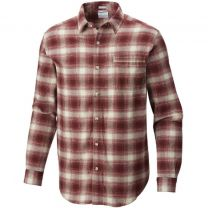 Men's Boulder Ridge Long Sleeve Flannel Shirt