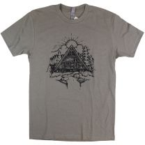Men's Cabin in the Woods SS Tee