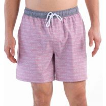 Men's Code Red Swim Shorts