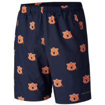 Mens Collegiate Backcast II Print Short - 6""
