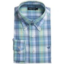 Men's Duluth Plaid Long Sleeve Dress Shirt