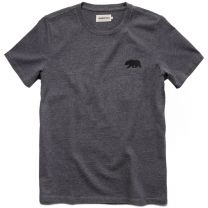 Men's Embroidered Heavy Bag Tee