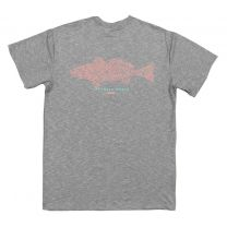 Men's FieldTec Performance Redfish Short Sleeve Tee