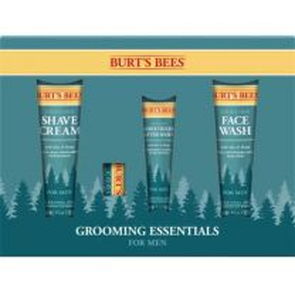 Men's Grooming Essentials Kit