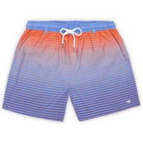 Men's Harbor Trunk - Faded Lines