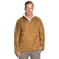 Men's Melange 1/4 Zip Pullover