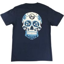 Men's MHO Pocket Short Sleeve Tee - Skull