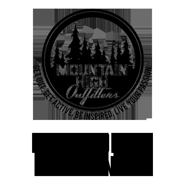 Men's MHO Stripe Mountain Comfort Colors Hoodie