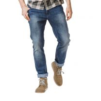 Mens' Performance Relaxed Denim Jeans