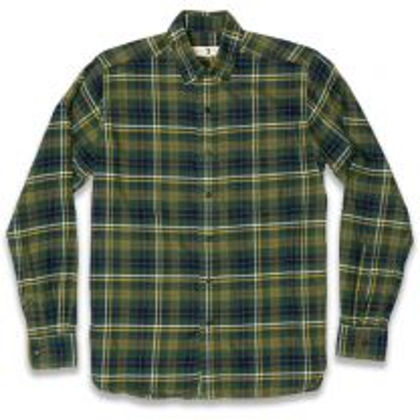 Men's Pickwick Flannel Shirt
