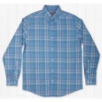 Men's Potomac Relaxed Plaid Dress Shirt