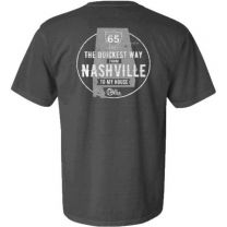 Men's Riley Green Nashville Short Sleeve Tee