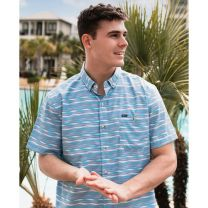 Men's Wave Runner Baja Short Sleeve Shirt