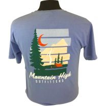 MHO Comfort Colors Short Sleeve Tee - Pine Tree