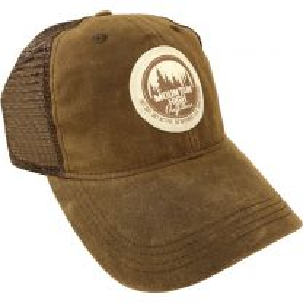 MHO Trucker Wax Cotton Hat