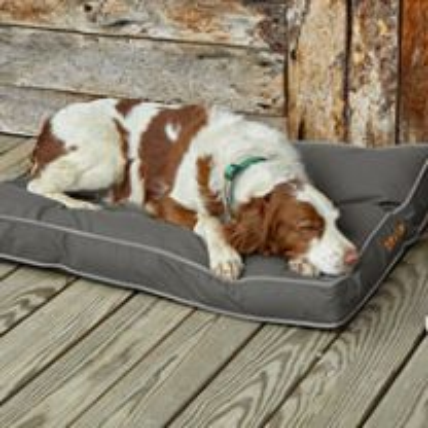Orvis Comfortfill-Eco Softshell Dog Bed