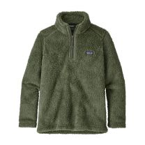 Patagonia Boys' Los Gatos 1/4-Zip Fleece Pullover