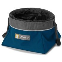 Quencher Cinch Top Collapsible Dog Bowl