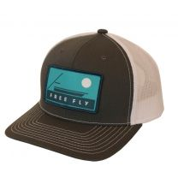 Skiff Snapback Trucker Hat