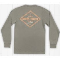 Southern Tradition Retro Long Sleeve Tee