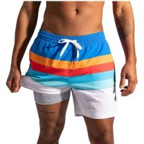 The Shorelines Stretch Trunks - 5.5""