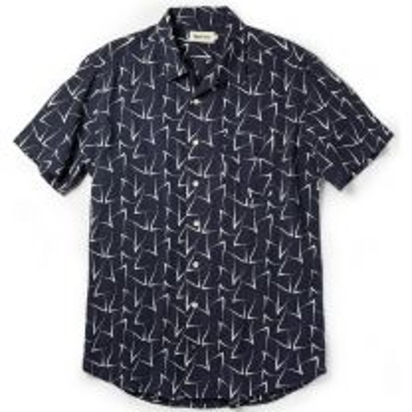 The Short Sleeve Hawthorne Shirt