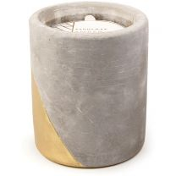 Urban Concrete Pot Candle