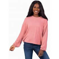 Women's Brushed Bella Pullover