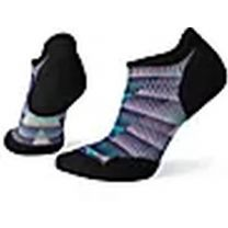PhD Run Light Elite Chevron Print Micro Socks