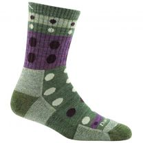 Women's Blazes Micro Crew Cushion Socks