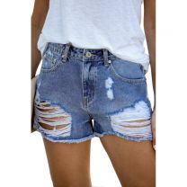 Women's Clubhouse High Rise Denim Short