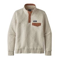 Women's Cotton Quilt Snap-T Pullover