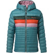 Women's Fuego Down Hooded Jacket