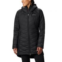 Women's Heavenly Long Hybrid Jacket