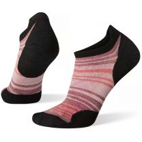 Women's PHD Run Ultra Light Striped Micro Socks
