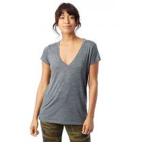Women's Slinky V-Neck Tee