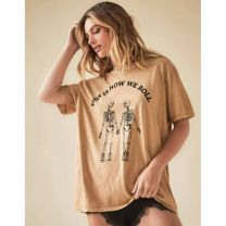 Women's This Is How We Roll Tee